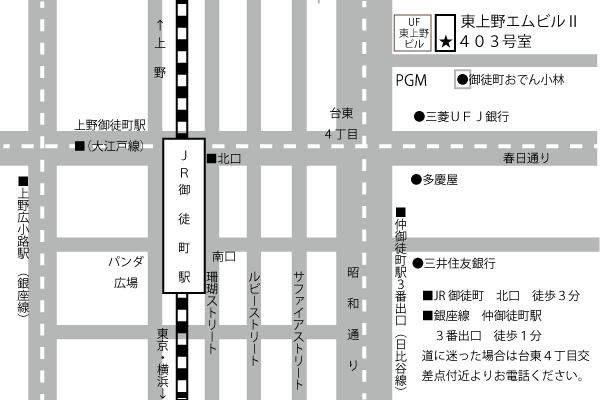 龍占堂地図
